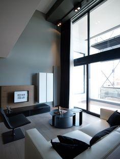Urban Lofts / Charis Gkikas & Evaggelia Filtsou #interiordesign #lofts