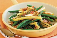 Spiced oven-baked beans with pancetta | Recipe | Baked Beans, Beans ...
