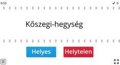 Az Alpokalja - Nyugat-Magyarországi Peremvidék - Földrajz 4 / 6. osztály FELADAT - Kalauzoló - Online tanulás