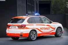 BMW ConnectedRescue: Navi-Hilfe für Einsatzfahrzeuge