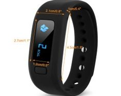 Excelvan Moving Fitness Tracker Bluetooth Smartband Sport Bracelet Smart Band Wristband Pedometer For iPhone IOS Android Function: Answer Call,Passometer,Me Bracelet Sport, Smart Bracelet, Sweatshirt Outfit, Bluetooth, Fitness Tracker Reviews, Android Watch, Android 4, Wearable Device, Fitness Activities