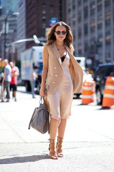 35 NYFW Street Style Snaps That Will Help You Rethink Your Wardobe