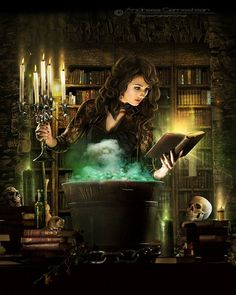 Witchcraft magic spells are powerful and work well to bring positive changes into your life. Witchcraft spells are spells of magic that are safe. Fantasy World, Dark Fantasy, Fantasy Art, Fantasy Witch, Mystique, Witch Art, Sea Witch, Beltane, Gothic Art
