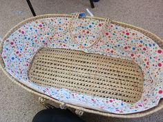 Making a Moses Basket Liner