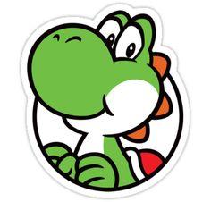 Super Mario: Yoshi Icon by on DeviantArt Super Mario Bros, Super Mario Party, Super Mario Brothers, Super Smash Bros, Mario Bros., Mario And Luigi, Mario Kart, Yoshi, Idee Baby Shower