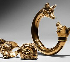 BURBERRY FOX JEWELRY SO OBSESSED