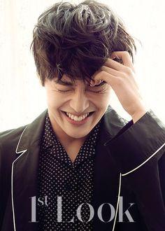 StyleKorea — Kang Ha Neul & Lee Som for Look Magazine Vol. Korean Wave, Korean Star, Korean Men, Asian Actors, Korean Actors, Oppa Ya, Jun Matsumoto, Gong Myung, Kang Haneul