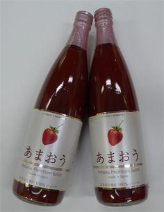 <あまおうジュース>  まさに今が旬の果物といえば、いちご。数ある銘柄の中でも、ここ数年人気が上がってきているのがこの「あまおう」ですよね。混じりけなし、100%のこのジュース、今日本では伊勢丹だけで手に入るそうです。【UOMO編集長 日高麻子】 http://lexus.jp/cp/10editors/contents/uomo/index.html ※掲載写真の権利及び管理責任は各編集部にあります。LEXUS pinterestに投稿されたコメントは、LEXUSの基準により取り下げる場合があります。