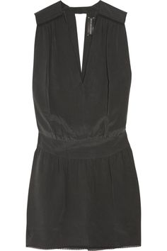 Zadig & Voltaire dress. Oh...yes...