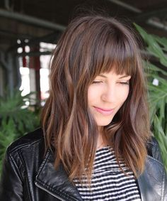 The Haircuts You're About To See Everywhere #refinery29 http://www.refinery29.com/2018-hair-ideas-trends#slide-10