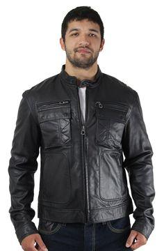 A de Pro Mens cuir moto Bike Moto Trousers Jeans Laces Cruiser Noir 36