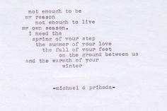 Typewriter Series 2 by Michael Prihoda