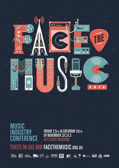 FACE THE MUSIC 2013 - Kindred Studio