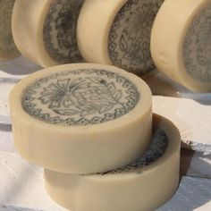 handmade Menthol soap