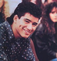 dimples + mullet = could slater have been more of a dreamboat? The answer is no. Saved By The Bell, Facial Muscles, Old Shows, Belly Laughs, Mullets, Dimples, Favorite Tv Shows, Make Me Smile, Childhood Memories
