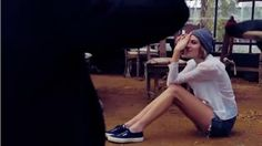 Alexa Chung for Superga wearing Superga 2750 Cotu Classic  #superga #sneakers #love #alexachung #model
