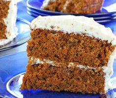 Carrot Cake with Cream Cheese Frosting Recipe // from Rose Reisman's The Complete Light Kitchen cookbook
