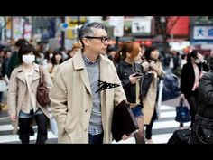 Popeye Editor Takahiro Kinoshita for J. Crew. Is it strange that I long to look exactly like him? Those glasses, gah!
