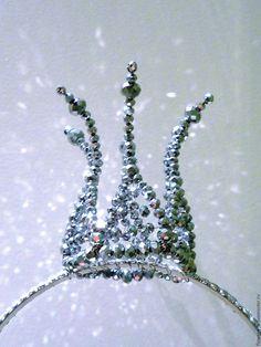 Купить Корона новогодняя Корона для принцессы - серебряный, корона для принцессы, корона для фотосессии, новогодняя корона