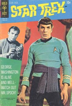 Watch out Mr. Spock!