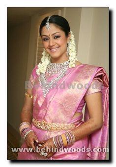 Jyothika bridal