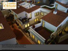 maquetas axfito taller de maquetas en granada edificios inmobiliaria construcción maquetas arquitectónicas maquetas en sevilla maquetas en malaga maquetas en córdoba grupo gabriel rojas