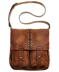 Patricia Nash Handbag, Vintage Washed Armeno Messenger Bag