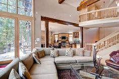 Kokomo Lodge Luxe Ski In Out Home W Hot T Vrbo Copper Mountainlumber