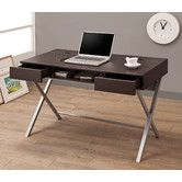 Found it at AllModern - Contemporary Writing Desk