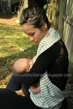 Diary of a Fit Mommy: Nipple for Thought