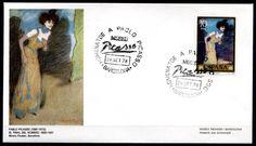 Maler Pablo Picasso Das Ende Des Aktes FDC Spanien 1978   eBay