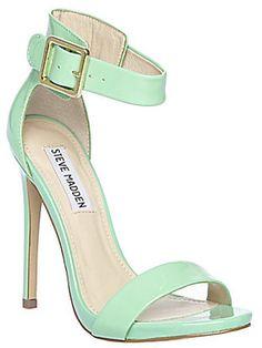 Marlenee by Steve Madden on lyst.com (breaking my ankle strap rule, but I love the shape and color)