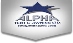 Welcome to Alpha Tent & Awning Ltd, one of the British Columbia's largest and most respected manufacturers of highest quality products. For more than 30 years, our locally-owned company has provided a growing number of clients with professional design, fabrication and installation of all types of awnings, tents, canopies, patio enclosures, sun shades, curtains, patio covers and many more, from large commercial and industrial projects to tasteful residential applications.