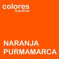 #Quimex #Naranja #Purmamarca #ColoresNuestros #Argentina #ColoresArgentinos #Pintar #Pintura #Hogar #Casa #Deco