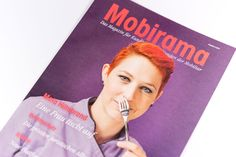 Mobirama Wave, Advertising, Books, Magazines, Communication, Things To Do, Libros, Book, Book Illustrations