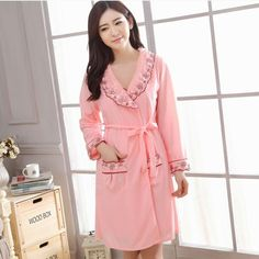 Sexy fall winter homewear women comfy jacquard v neck spaghetti straps nightwear robe two pieces  robes sleepwear for sale #junior #sleepwear #robes #mens #sleepwear #fashion #sleepwear #robes #online #womens #sleepwear #robes #clothing