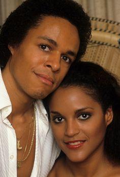 Jayne & Leon Isaac Kennedy