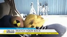 UPDATE: Keep Car Seats in the Middle, A Fatal Seat Flaw Exposed , Even if your car has a 5-star safety rating, a new CBS Investigation reveals your car's seat may break and collapse, crushing the back-seat passenger behind it. The fatal car seat flaw has killed more children than the number of people killed by the faulty Takata airbags, yet NHTSA says it can't act.  , http://newsmom.com/car-seats-in-the-middle-center-back-seat/