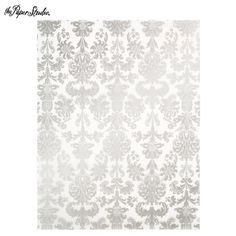 Get Silver Damask Vellum Paper - 8 1/2 x 11 online or find other Printed Paper Single Sheets products from HobbyLobby.com