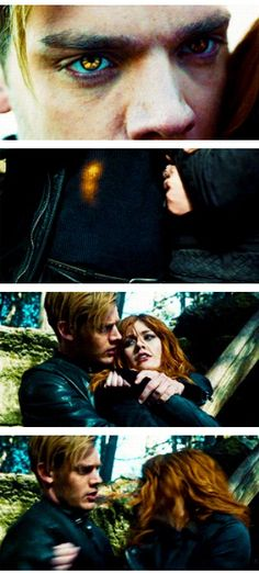 """Dominic Sherwood as Jace Herondale in the TV series The Mortal Instruments: Shadowhunters, """"Day of Atonement"""" episode"""