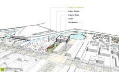 Israel pavilion EXPO 2015 - Fields of tomorrow