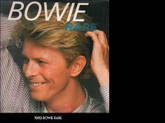 DAVID BOWIE 1982 - BOWIE RARE