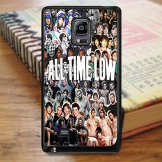 All Time Low Music Band Samsung Galaxy Note 3 Case