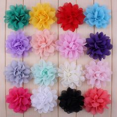# Cheapest Price (120pcs/lot)3 16 Colors Hot Sale Chiffon Silk Handmade Flowers For Children Soft Petal Peony Flower Accessories [lUiTIpHx] Black Friday (120pcs/lot)3 16 Colors Hot Sale Chiffon Silk Handmade Flowers For Children Soft Petal Peony Flower Accessories [gBUh8dV] Cyber Monday [JfBCLA]