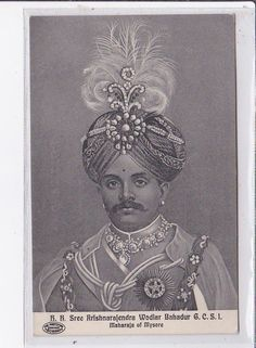 Krishnaraja Wodeyar IV 21 Gun Salute, Hyder Ali, Mysore Palace, Royalty, Indian, Inspiration, Image, Royals, Biblical Inspiration