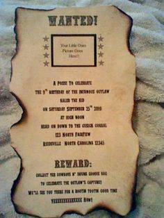 ece96dd695855bfc7b4a9262b1fce981 cowgirl birthday cowgirl party western party invitations using old jean pockets and wanted,Hoedown Party Invitations
