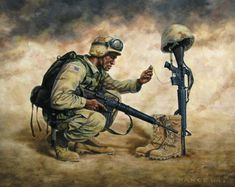 our troops -