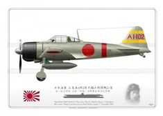 Mitsubishi A6M Reisen (Zero-Sen) - World War II Social Place