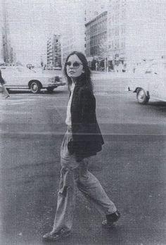 Diane Keaton circa Annie Hall