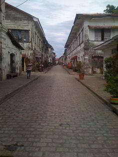 Cobbled streets of Vigan, Philippines Travel Pics, Travel Pictures, Vigan Philippines, Ilocos, Travel Around, Cities, Asia, Australia, Street
